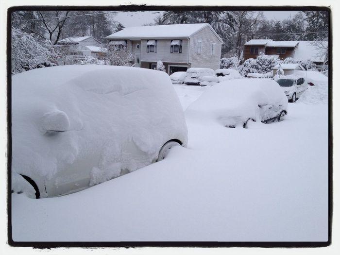 Snow Storm 2013 Nemo