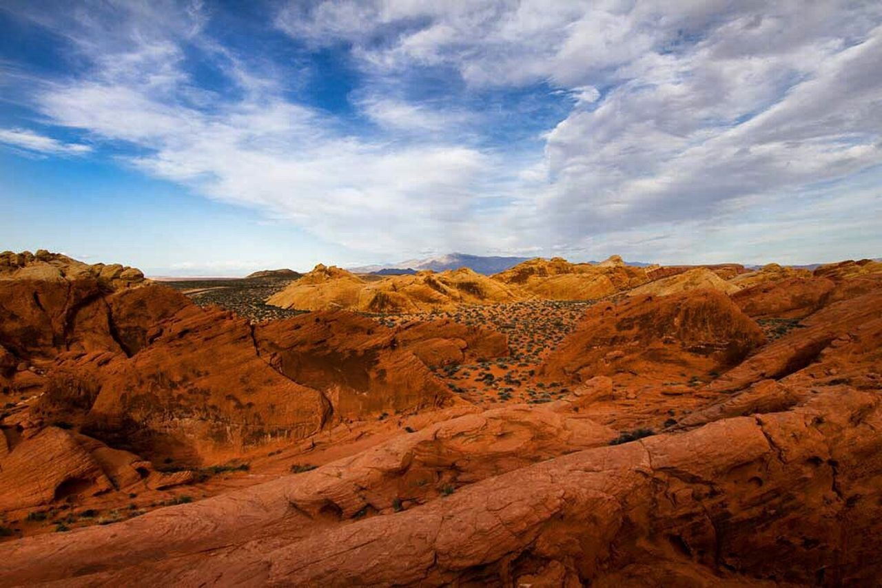 Valley of Fire Nevada State Parks Nevada Desert Nature Photography Landscape_photography This Week On Eyeem Learn & Shoot: Balancing Elements The KIOMI Collection
