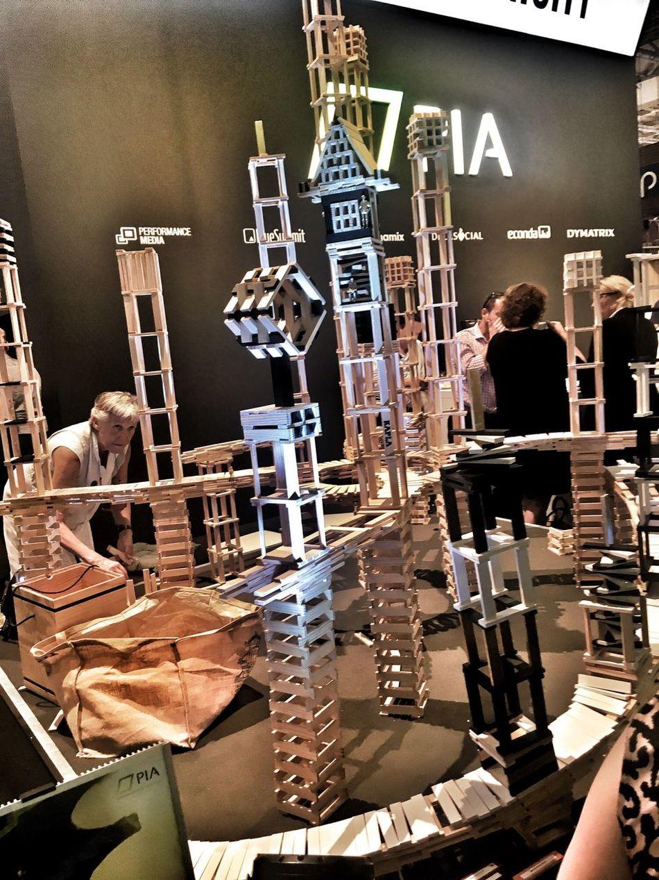 Built Structure Demexco Fair