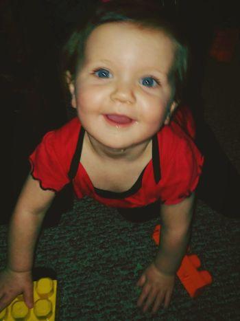 My beautiful baby cousin. Raven