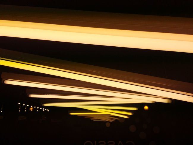 Light Neon Lights Ryhthm