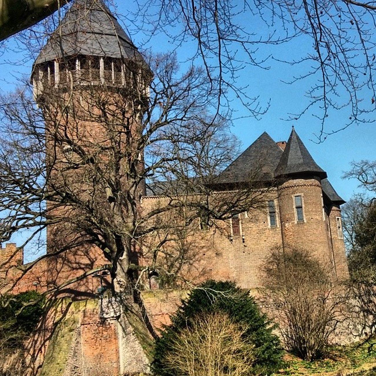 LinnerBurg BurgLinn Linn Burg Krefeld Park BurgPark