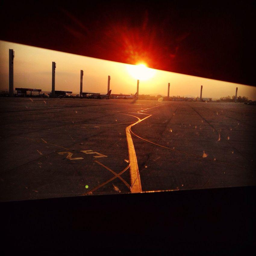 Airportheme taxiout