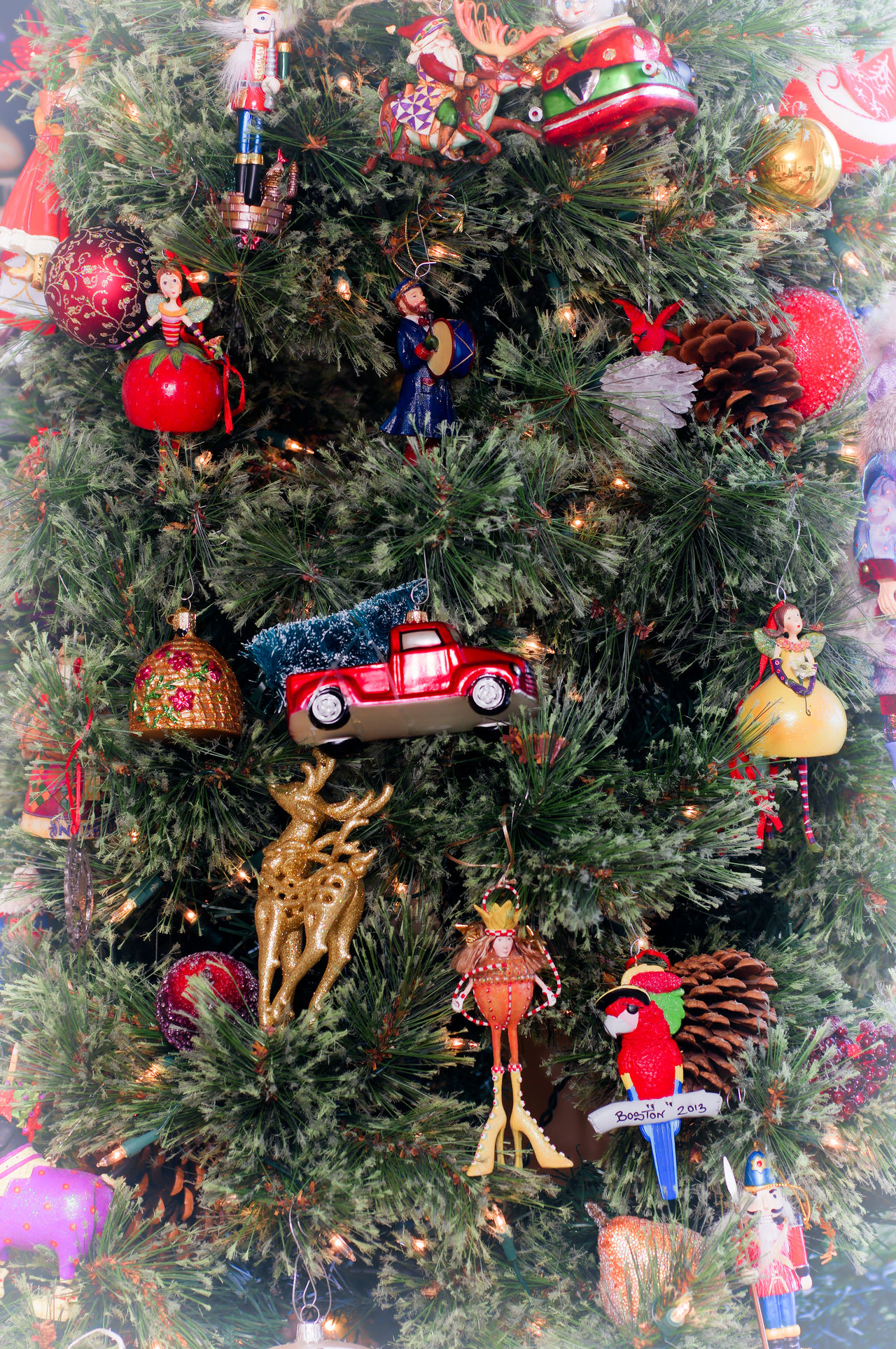 Celebration Christmas Christmas Bauble Christmas Decoration Christmas Lights Christmas Ornament Christmas Present Christmas Stocking Christmas Tree Hanging Holiday - Event Illuminated Night No People Outdoors Text Tradition Tree Vacations