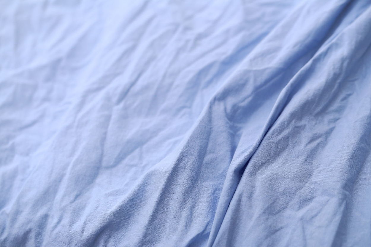 Backgrounds Bed Bedroom Blue Cosy Cotton Crinkles Crumpled Eye4photography  EyeEm Best Shots EyeEm Nature Lover Fabric Fabric Detail Iceblue Lavender Messy Minimalism Night Sheet Sloppy Textile Textured  Textures And Surfaces Untidy Wrinkled
