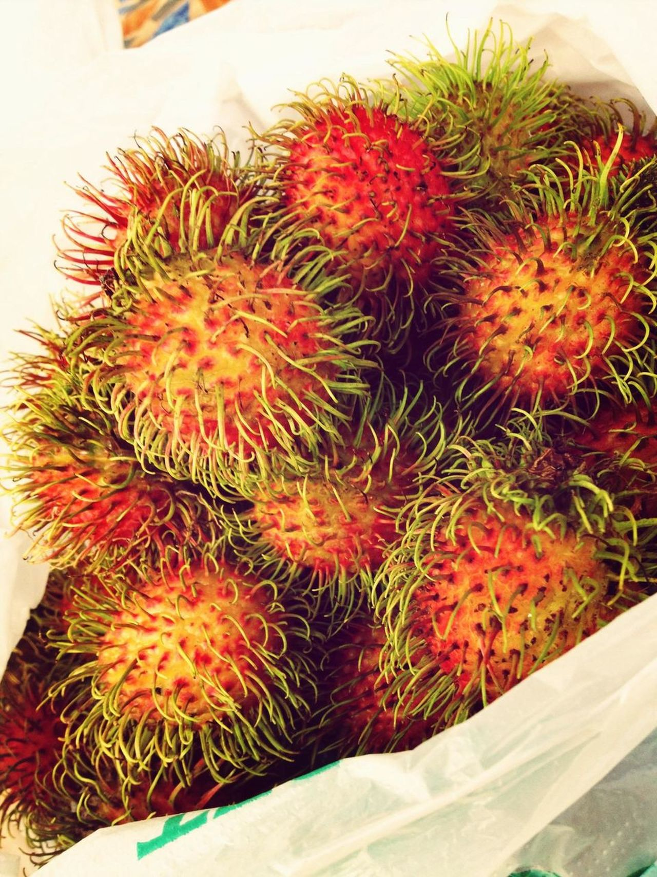 Home Grown Rambutan