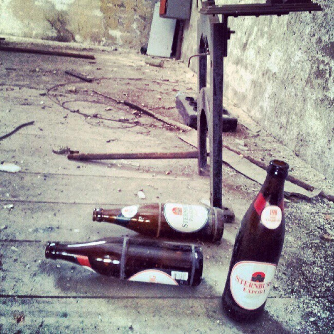 Was noch übrig ist... Rust Sterni Lost Rotten Bier Urbex Sternburg Urbanexploration Lostplaces Lostplace Beer