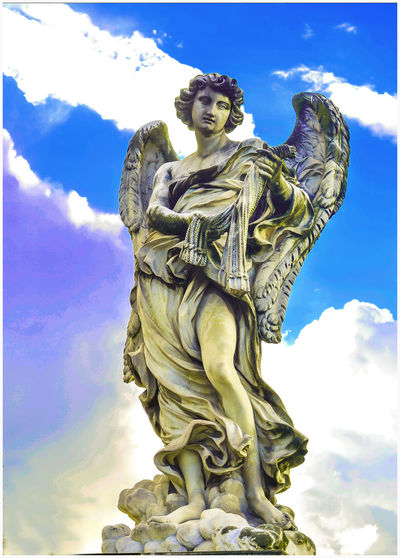 Justclick Kaushalgokarankar'sphotography Travel Destinations Travel Photography Architecture Europe Italy 🇮🇹 VaticanCity Sculpture History
