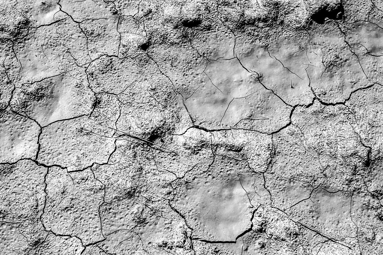 cracked, textured, weathered, backgrounds, rough, abstract, full frame, pattern, day, no people, close-up, outdoors, nature, arid climate
