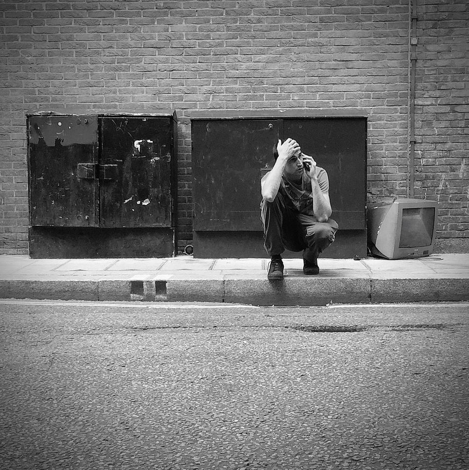 Why? TPG Street Photography