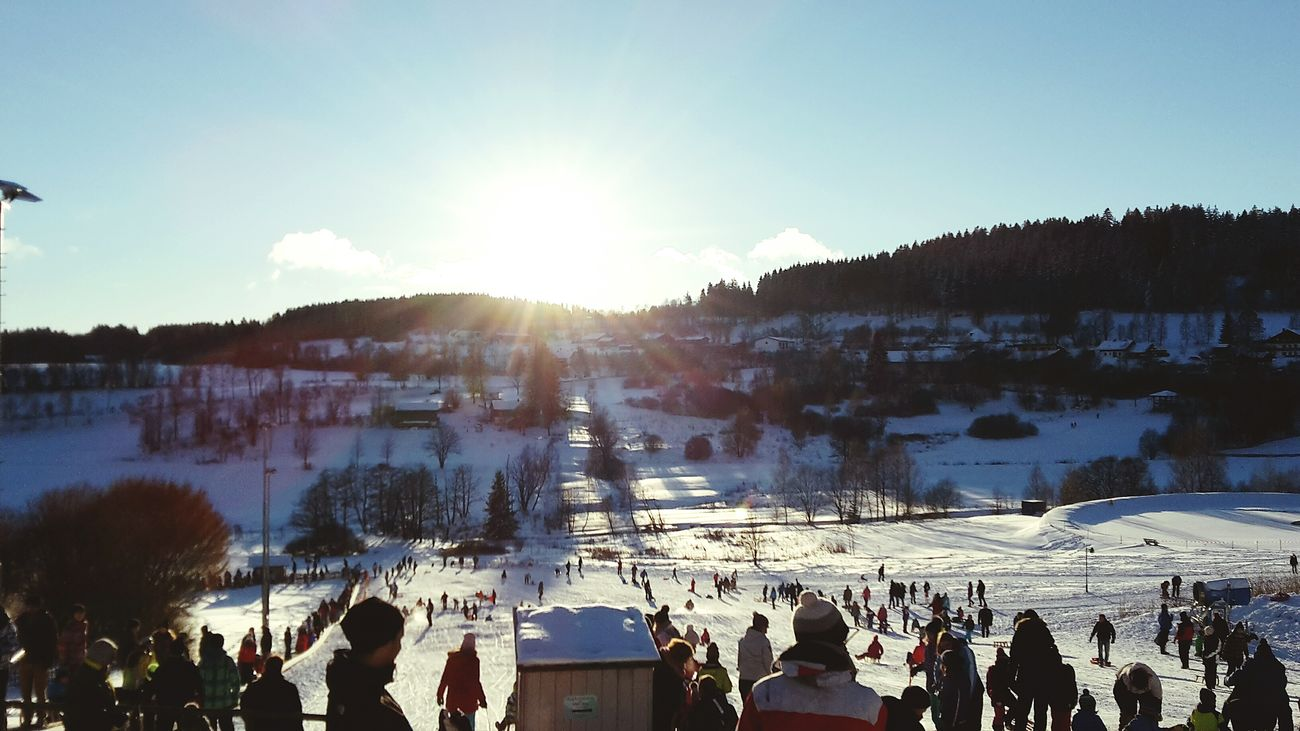 Winter Cold Temperature Snow Nature Winter Sport Beauty In Nature Day ❄