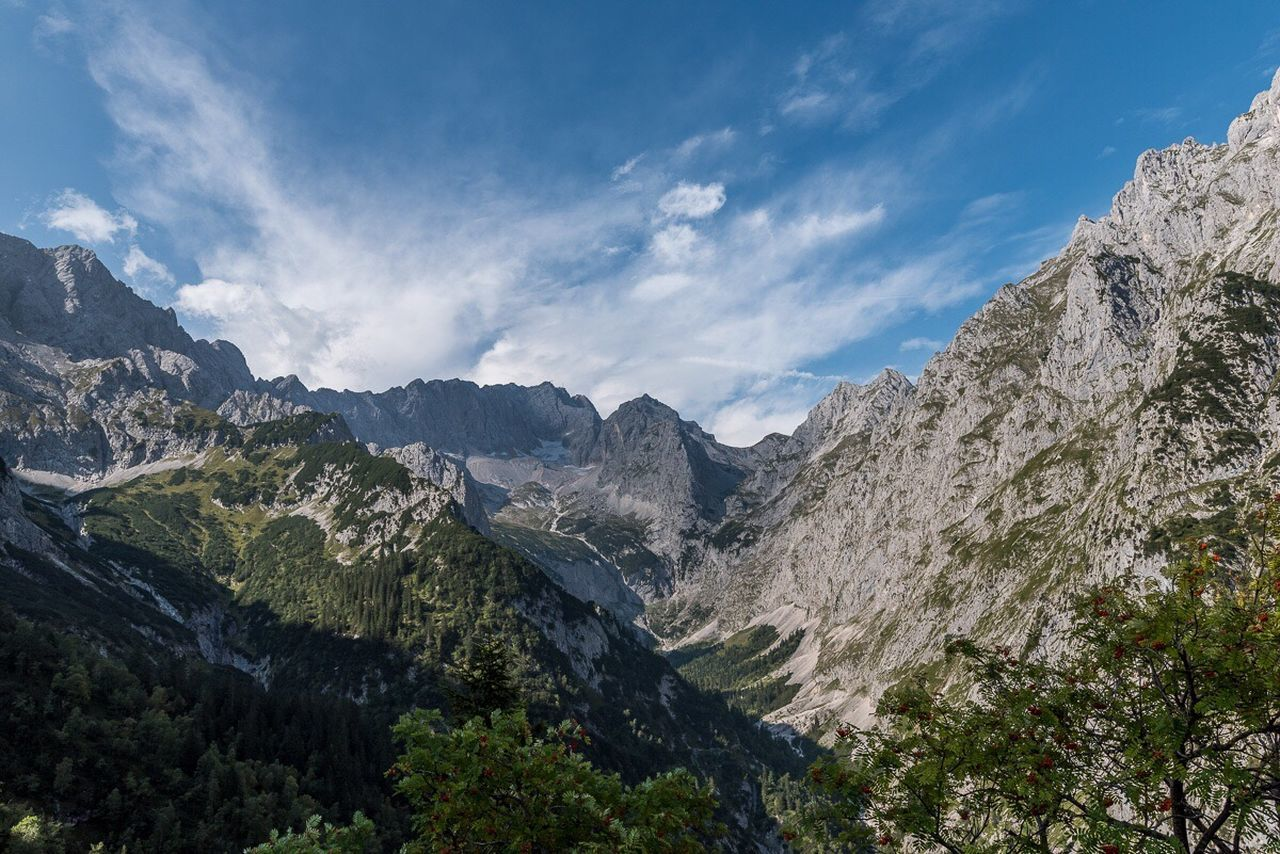 mountain, nature, mountain range, landscape, scenics, sky, day, no people, outdoors, beauty in nature, range