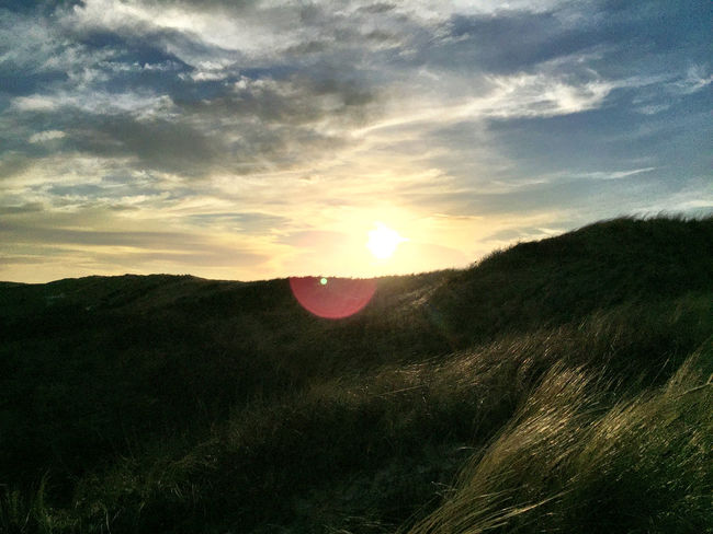 Sunset Sun Sunshine Sunrise Iphone6 Sky Clouds And Sky Landscape EyeEm Nature Lover Nature