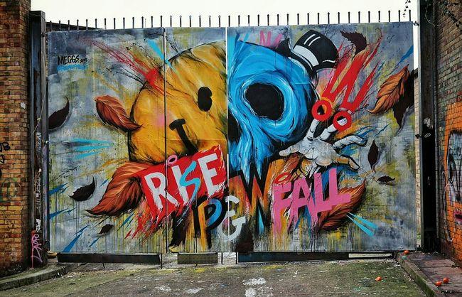 East End Graffiti East London London LdnGraff Graffiti Cheese! Graffiti Art