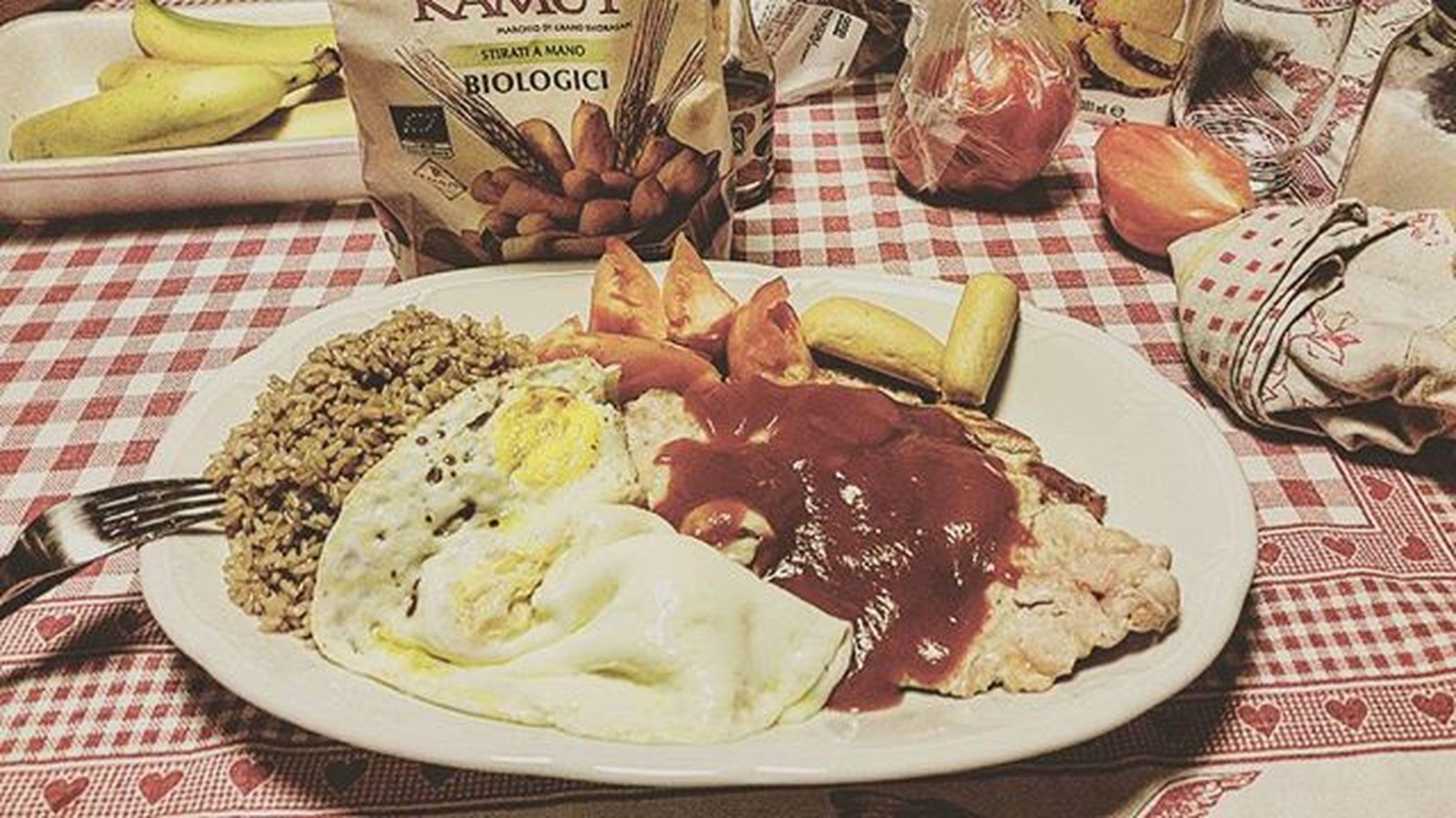 Food Foodporn Egg Chicken Brownrice KAMUT Fitness Chef Healthy Love Altrochemasterchef Cenadelle21 .40 Foodisfuel Protein Healthyfood