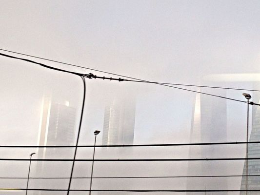 Power Lines by Inma Muro