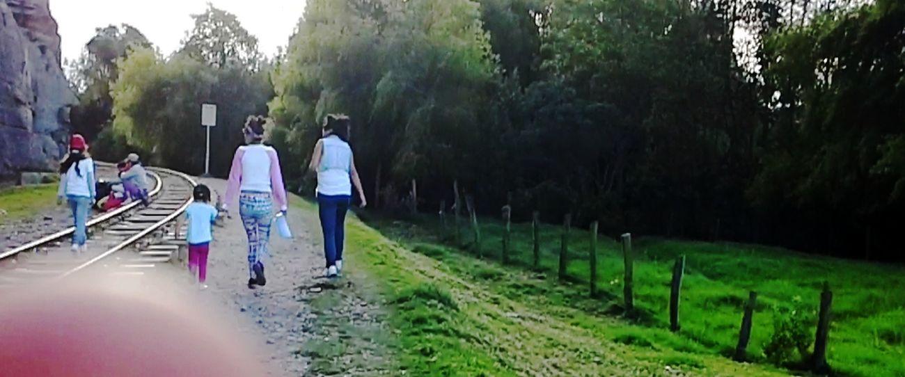 Suesca Exploring Nature Ferrocarrilero De Caminata