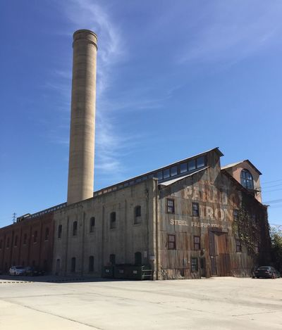 Brewery Architecture Historic Losangeles