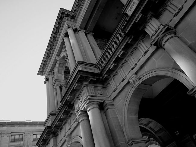Architecture Perspective Black&white Open Edit Check This Out Taking Photos Australia Popular Photo Citycenter Getting Inspired