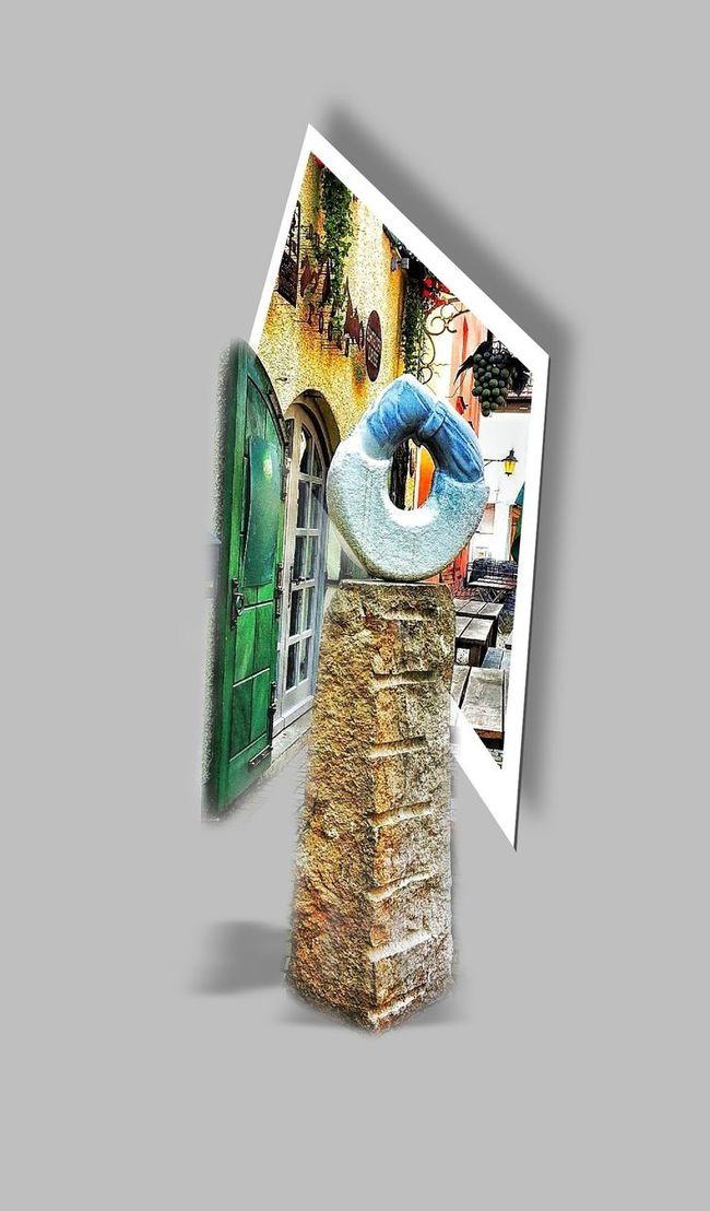 Frame It! ArtWork Digital Art Outside The Frame
