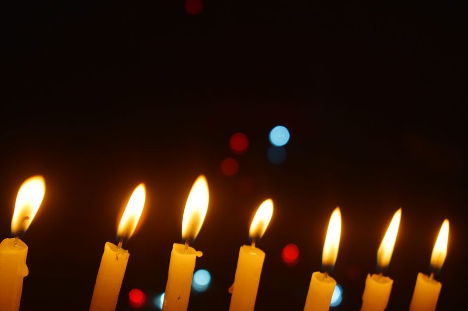 Christmas candles.... Illuminated No People Flame Close-up Night Outdoors Christmas Travel EyeEm Best Shots NikonD3300📷 The Week On EyeEem EyeEmBestPics Nikonindiaofficial Candles.❤ Candles Of Faith Candles Burning Brightly Pretty Creative Shots Closeup Photography EyeEmNewHere