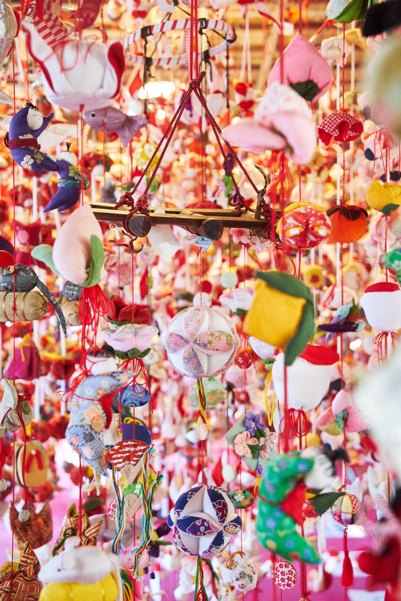 Large Group Of Objects Hanging No People Focus On Foreground Variation Close-up Choice Multi Colored Outdoors Day Nature Colors Japan Culture Eye4photography  EyeEm Best Shots Colorful Colour Of Life