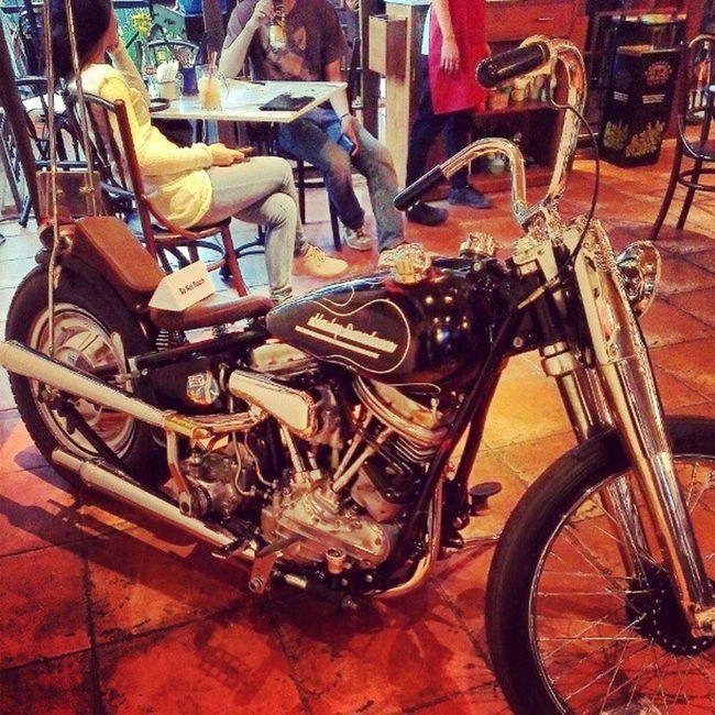 1956HDPanhead by Flying Piston Garage Sekepalaspal13 Jakartaitukeren Motoart