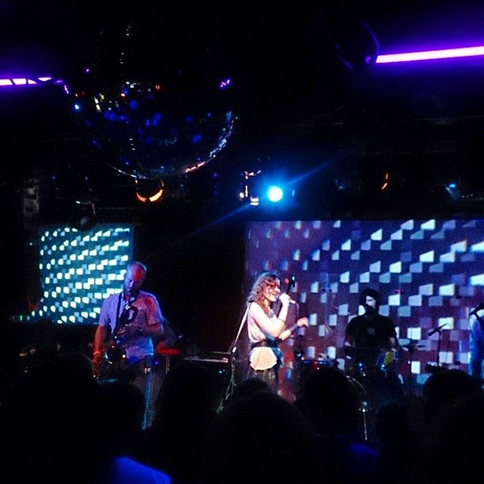 Непередаваемо!!! Tinavie Concert Amazing 16tonns