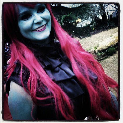 Blue Blue Arcen Green Elfia Elffantasyfair