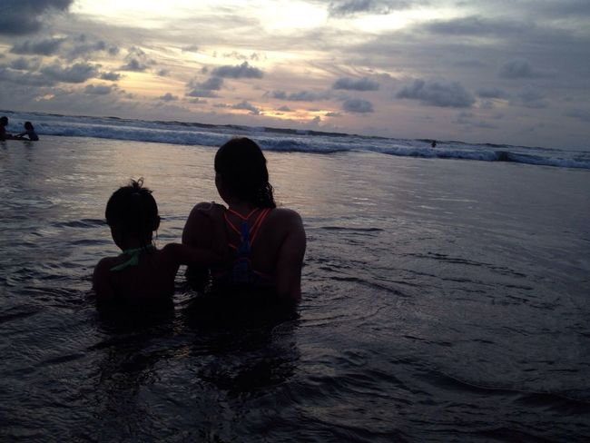Life Is A Beach Watching Sunset Enjoying Life That's Me Holiday