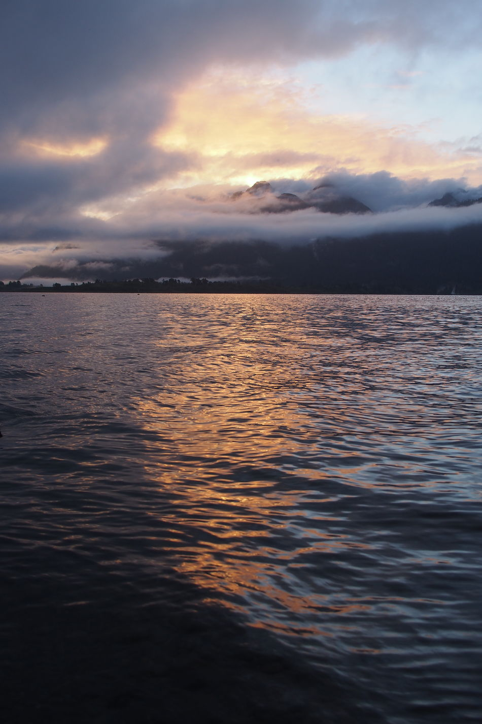 Beauty In Nature Cloud - Sky Day Nature No People Outdoors Rippled Sea Sky Sunset Water