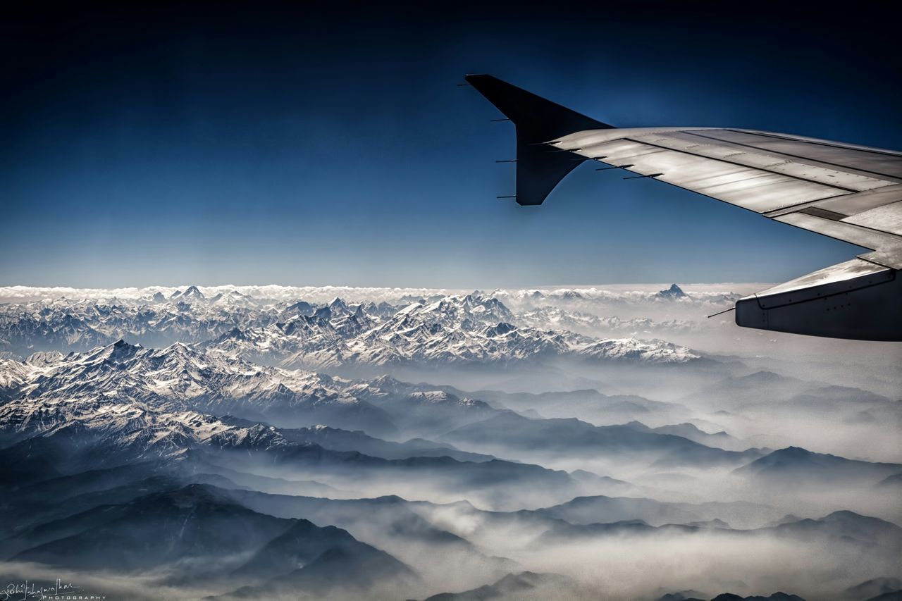 As far as you can see!! This snap was take when i was traveling to leh from srinagar. Cloud - Sky Sky Blue No People Outdoors Nature Wide Angle Plane Himalayas Mountain Snow Jammu And Kashmir India India_clicks Indianstories Landscape Betterlandscapes Nature Traveling HDR Nikon Nikon D5200 Beauty In Nature Silhouette Photography High Key Long Goodbye EyeEmNewHere The Secret Spaces EyeEm Diversity Break The Mold TCPM Art Is Everywhere Cut And Paste