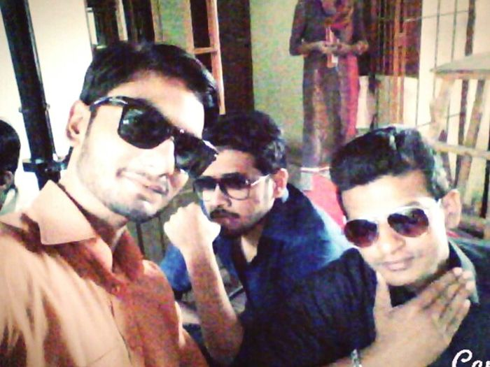 Me & my firends.....