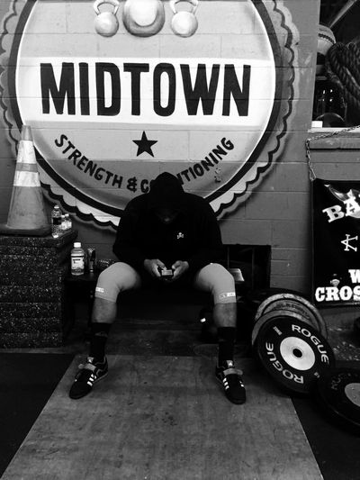 My Hunny at his most recent competition PowerLifting❤ Powerlifter