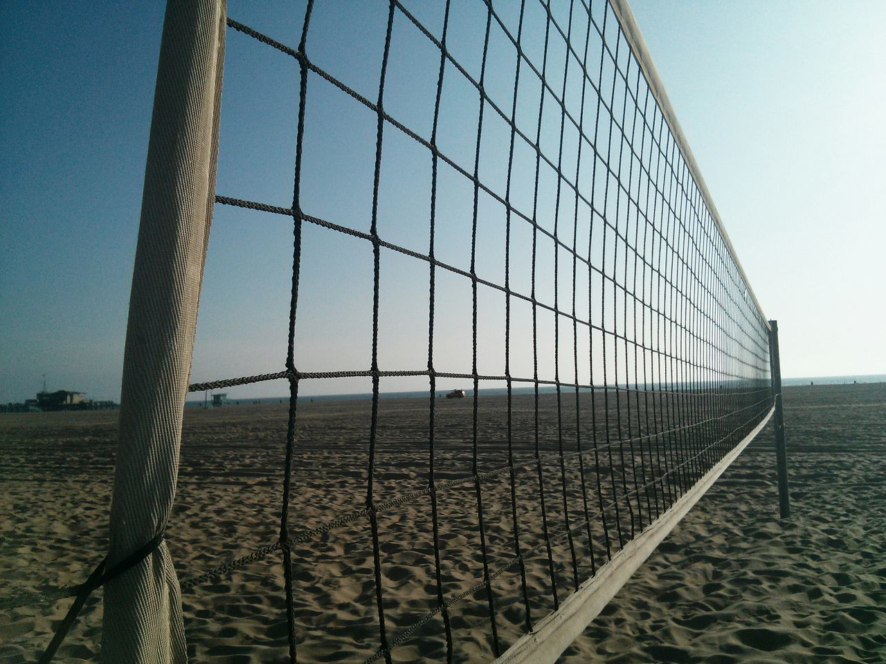 Beautiful stock photos of volleyball, Beach, Clear Sky, Day, Low Angle View