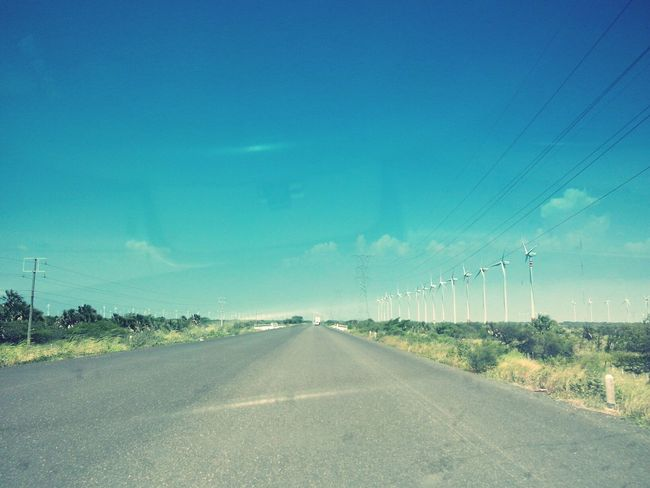 Rumbo a TAPANATEPEC... On The Road