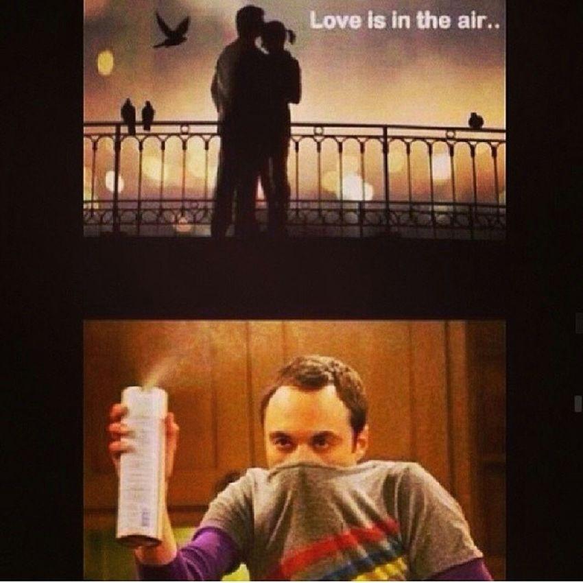 Sheldoncooper Love Chiste Series jajajaja