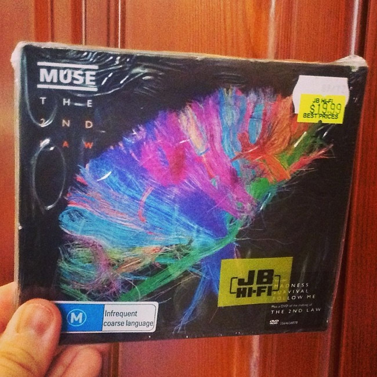 Muse The2ndlaw Album Music