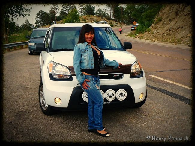 Mt Lemmon Filipina Tucson Arizona  Panasonic Lumix Escaping Island Girl Filipina Kia Soul KiaSoul Soultrooper