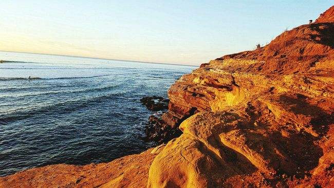 Cliffside Pacific Coast SoCal San Diego Sunset Saltlife Pacific Ocean Vacation Travel Photography Livelaughlove♡ Nature Photography Beautiful