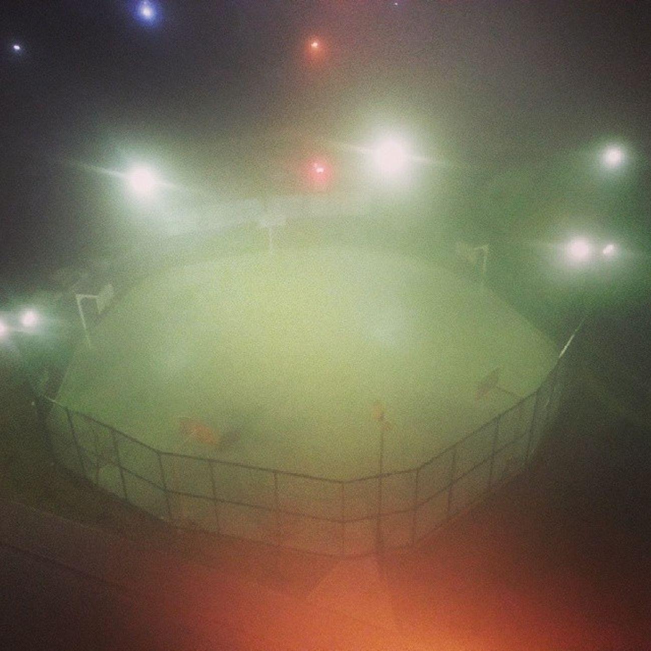 Foggy in Adana