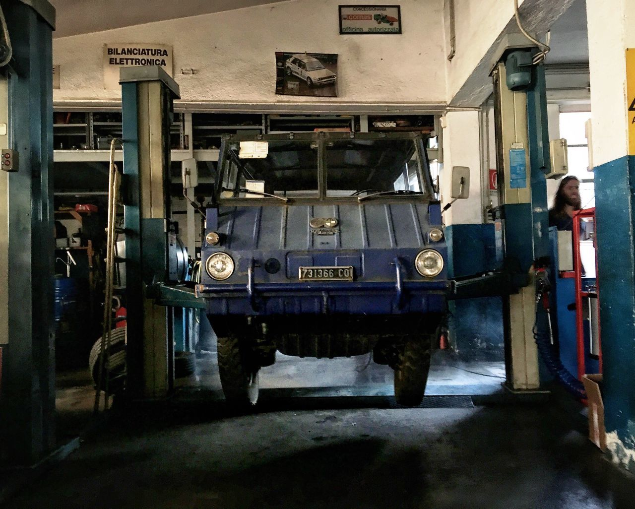 Puck Torno, Como Lago Italy Happytime Car Mechanic 4x4 Offroad David De La Cruz Delacruzfotografia