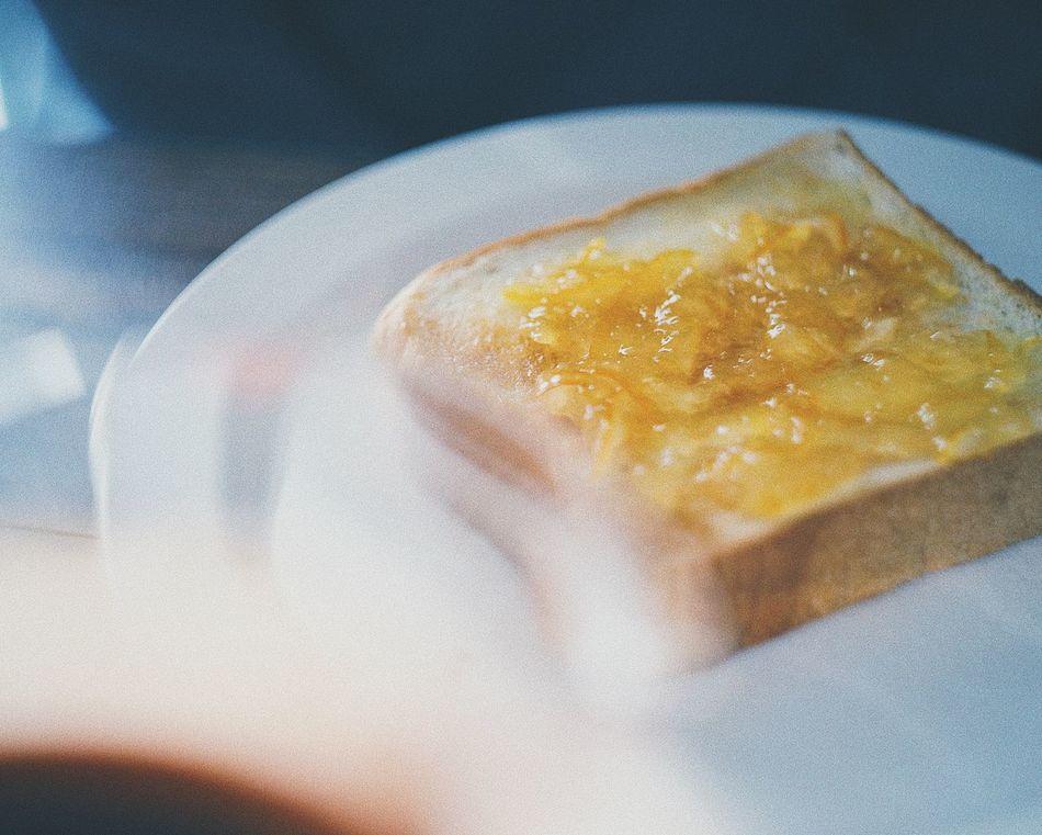 VSCO Toasted Bread Toasted トースト ばん ジャム