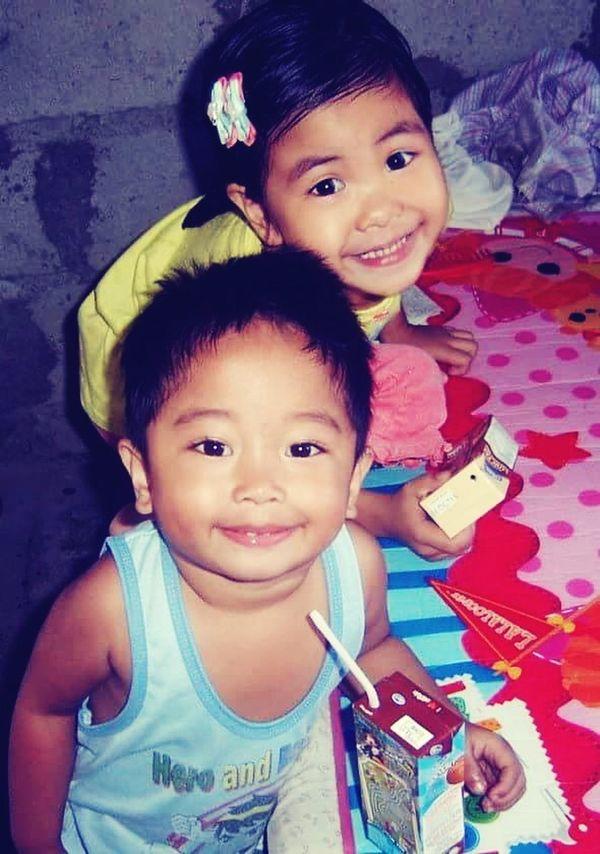 My Darlings My Loves❤ My Beautiful Babies my darling nephew and niece.