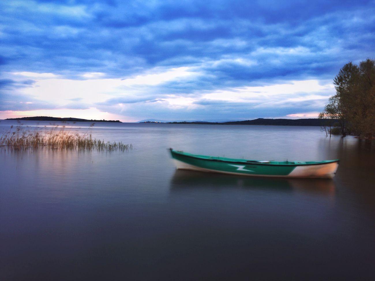 Gölyazı, Turkey Lake View Blue First Eyeem Photo