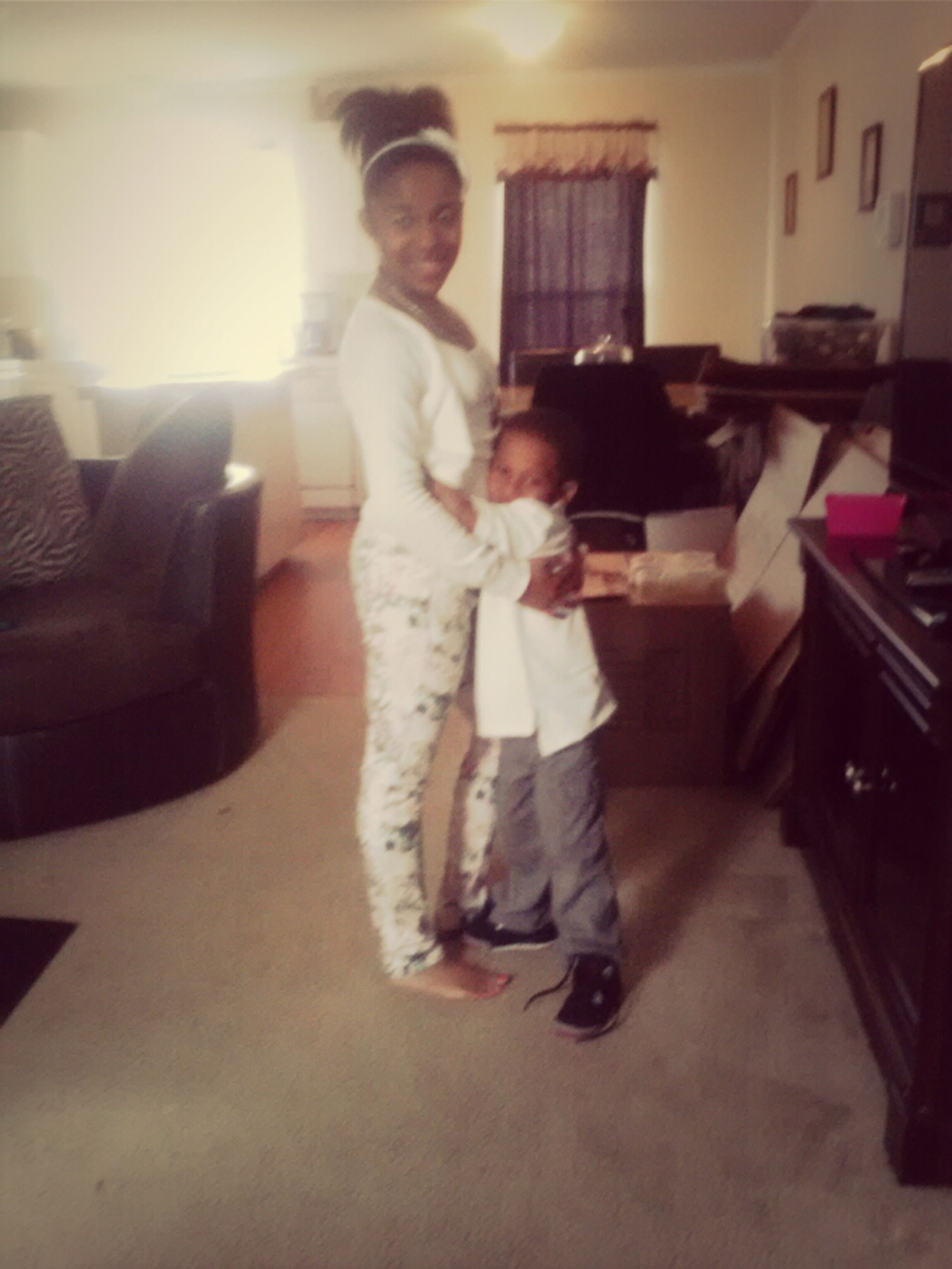 Me & My Lil Round