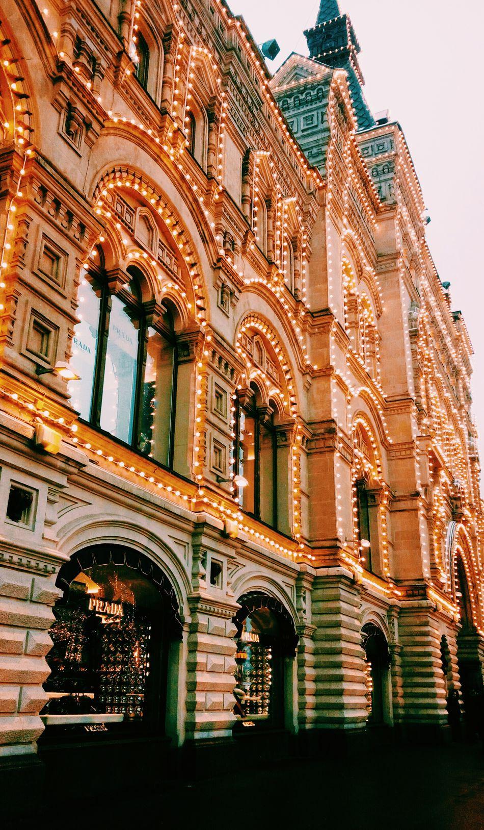 Russia Moscow Россия Москва ГУМ Gum краснаяплощадь красная площадь Redsquare Square