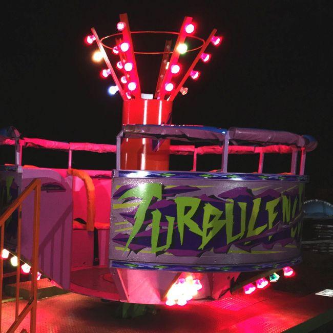 Turbulence Carnival Rides