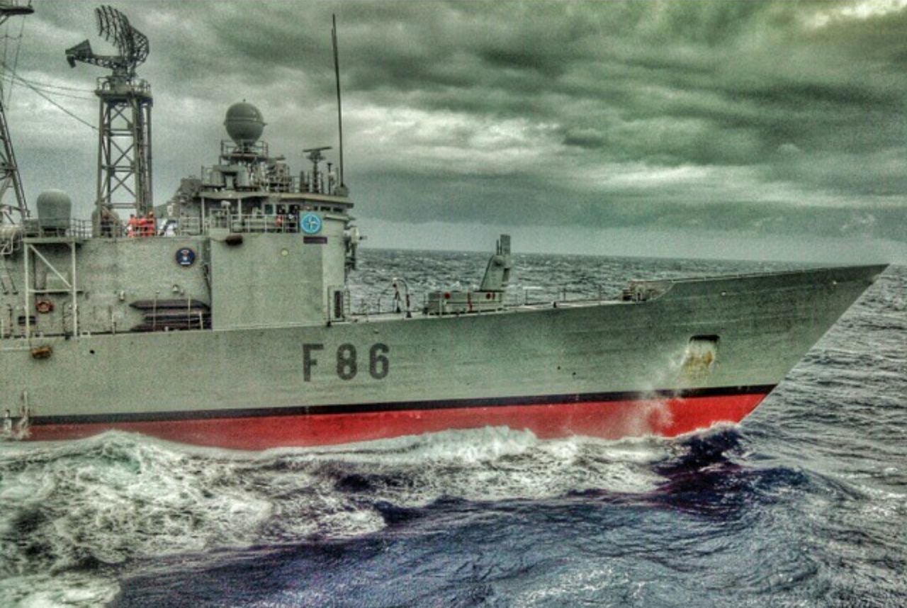 Spanish Navy F86 Frigate Canarias