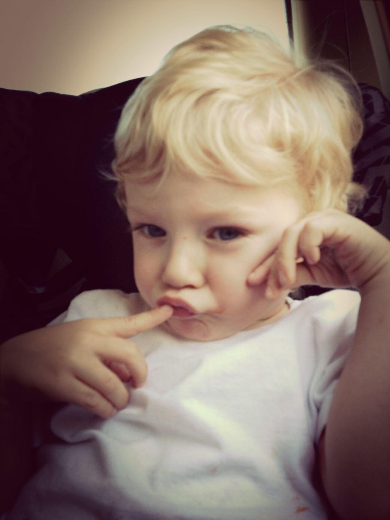 Silly Boy :)